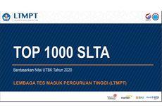 Daftar Sekolah Terbaik di Setiap Provinsi Versi LTMPT