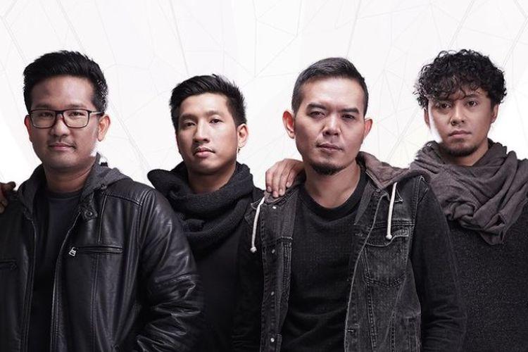 Personel Band Samsons yang baru saja mengeluarkan album baru