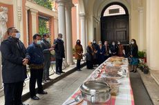 Indonesia Embassy in Rome Holds Virtual Events to Mark Ramadan