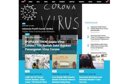 [POPULER TREN] Update Virus Corona | Penggunaan Suplemen untuk Pencegahan Corona