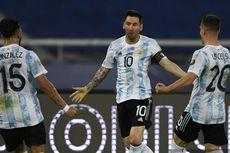 Argentina Vs Brasil, Selecao Sudah Punya Rencana untuk Redam Messi