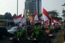 Sambut Hari Kemerdekaan, 5.000 Orang Ikut Parade Lippo Village