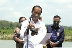 Jokowi: Rehabilitasi Mangrove Harus Kita Lakukan untuk Antisipasi Perubahan Iklim