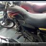 Lelang 5 Unit Honda Megapro Hiu, Limit Rp 1 Jutaan