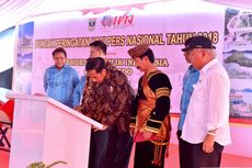 Presiden Canangkan Revitalisasi Kawasan Saribu Rumah Gadang
