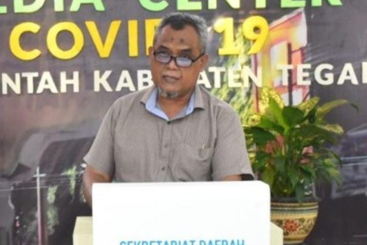 Ketua Satgas Covid-19 Kabupaten Tegal dr. Joko Wantoro (Istimewa)