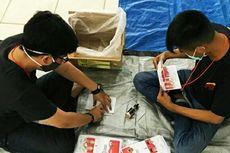 Petugas Sortir dan Lipat Surat Suara di Banjarmasin Diupah Rp 141.000 Per Kotak