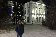 Kisah William, Dapat Beasiswa Kuliah di Rusia Setelah