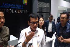 Menteri Pariwisata dan Ekonomi Kreatif Bingung Ditanya Kerugian akibat Virus Corona