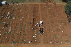 Beri Tempat untuk Korban Meninggal Covid-19, 1.000 Kerangka di Brasil Diambil