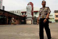 Polisi Jaga Wihara-wihara di Jakarta Barat