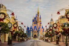 Penggunaan Masker Jadi Opsional untuk Turis di Disney World