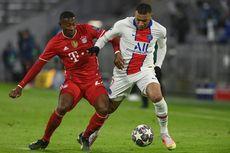 Prediksi Line Up PSG Vs Bayern, Laga Berat Die Doten Minus Lewandowski