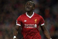 Sadio Mane Tak Mengenal Kata Lelah di Liverpool