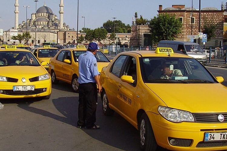 Cara Menghindari Penipuan Taksi Di Istanbul