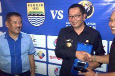 HUT Bandung, Persib Jamu Malaysia League Selection di Stadion Baru