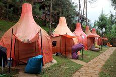 Sabtu Rebahan di Bandung, Staycation di 5 Glamping Bernuansa Alam