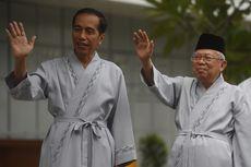 Ma'ruf Ungkap Alasan Pribadi Terima Pinangan Jadi Cawapres Jokowi