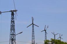 Potensi Energi Angin Belum Terpetakan Jelas