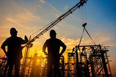 PSBB Bikin Pertumbuhan Sektor Konstruksi dan Real Estat Anjlok 48,59 Persen