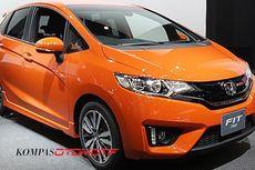 Honda Jazz Generasi Ketiga Hadir di IIMS 2014