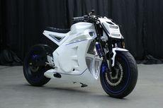 Kawasaki Ninja 250 Neo Cafe Racer, Mirip Wajah Iron Man