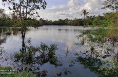 Cyclone Seroja Turns Motocross Track, Farms into New Lakes in Eastern Indonesia