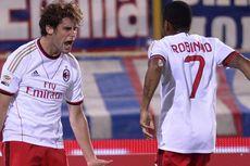 Sempat Tertinggal 1-3, Milan Raih 1 Poin di Renato Dall'Ara