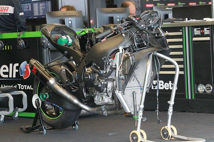 MotoGP membutuhkan dana 10 kali lipat dibanding WSBK.