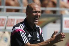 Zidane Dihukum Tiga Bulan