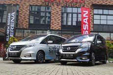 Asa Tinggi Nissan buat All New Serena