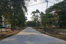 Tunaikan CSR, Hutama Karya Bangun Akses Jalan UIN Suska Riau