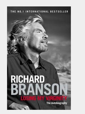Buku autobiografi Richard Branson, Losing My Virginity.