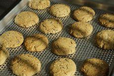 Resep Cookies Tepung Beras Merah, Camilan Anak Murah dan Gampang