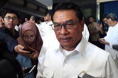 Moeldoko: Sebelum Bertemu Jokowi, Benny Wenda Bertemu Saya Dulu