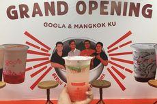 Gibran dan Kaesang Resmikan Goola x Mangkok Ku di Mal Kokas Jakarta
