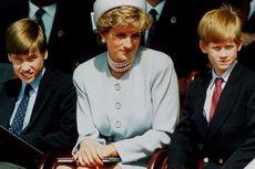 Putri Diana Berikan Kue