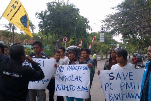 Aktivis PMII Desak Bebaskan Rekannya yang Diciduk Polisi