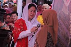 Blusukan di Sumatera Barat, Puan Jatuh Cinta dengan Masakan Khas Padang