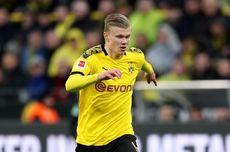 Dortmund Vs Bayern Muenchen, Haaland Sulit Dijaga Selama 90 Menit
