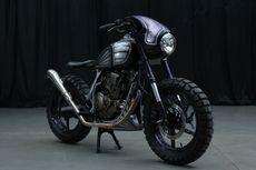 Yamaha Scorpio Custom, Kombinasi Scrambler dengan Cafe Racer