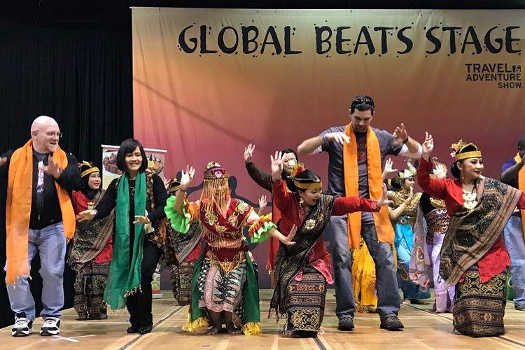 Global Beats Stage KJRI
