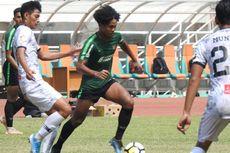 Timnas U-19 Tahan Imbang PS Tira-Persikabo di Stadion Pakansari