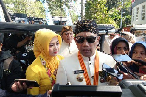 Bekasi Ingin Masuk DKI, Begini Respons Ridwan Kamil