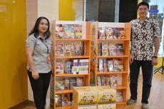 HokBen Gandeng Gramedia untuk Program CSR Literasi