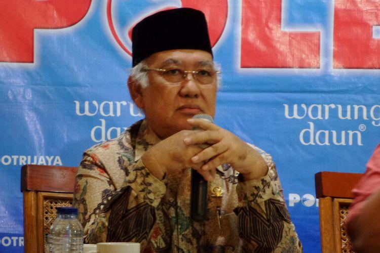 Senator DPD RI dari Kalimantan Selatan, Sofwan Hadi.
