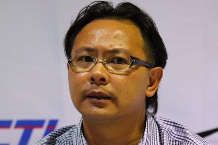Pelatih tim nasional U-23, Dt. Ong Kim Swee.