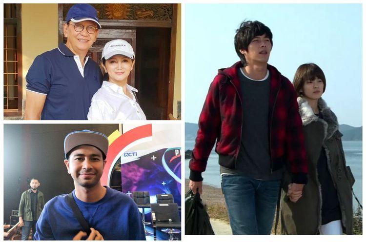 Artikel populer Hype, Sabtu (23/5/2020). Bukti kuatkan Hyun Bin dan Song Hye Kyo balikan, kisah Roy Marten, dan mantan manajer nasihati Raffi Ahmad