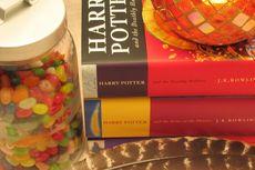 Pria Bernama Harry Potter Jual Edisi Langka Harry Potter and The Philosopher's Stone