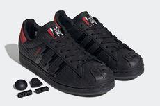 Satu Lagi Sneaker Adidas Bertema Star Wars, Superstar Darth Vader